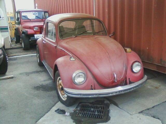 1968 Build. Cali bug project.. Fronte10