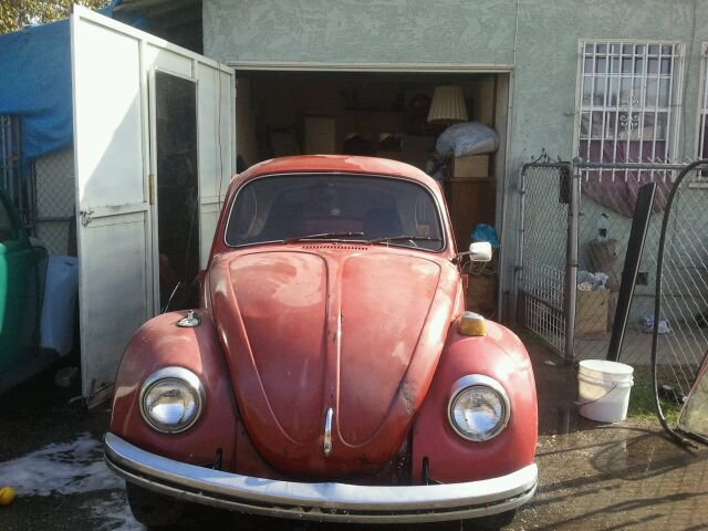 1968 Build. Cali bug project.. New_bu10