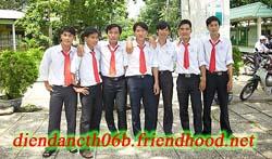 DIỄN ĐÀN LỚP CAO ĐẲNG TIN HỌC 2006B (2006 - 2009)