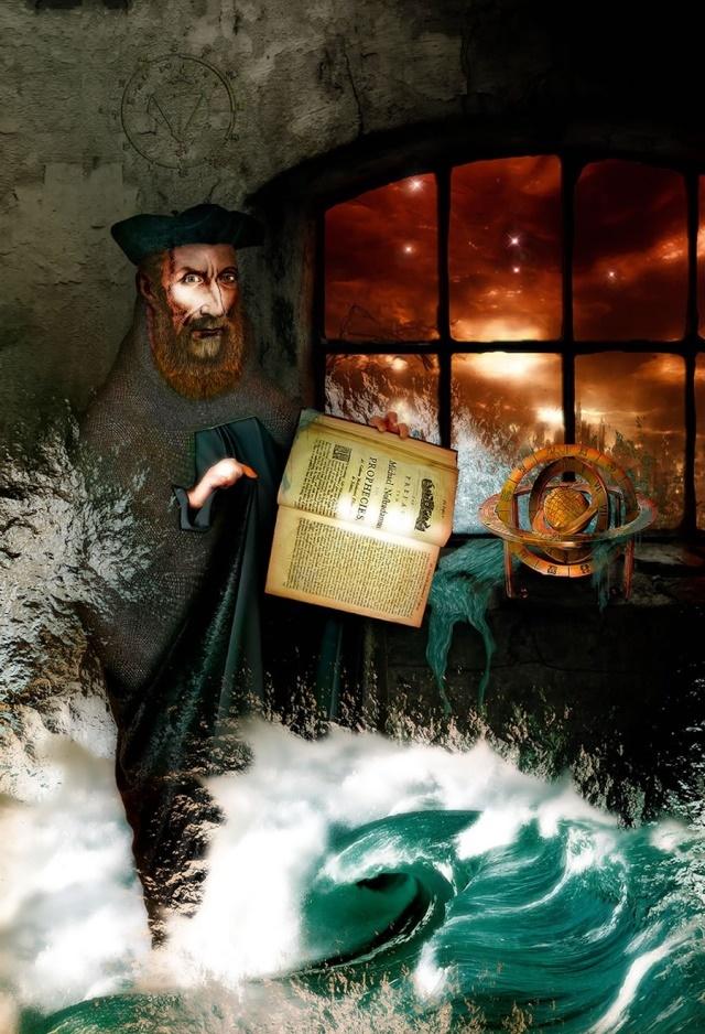 Análisis del Libro perdido de Nostradamus Nostra11