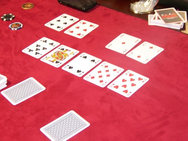 Photos de notre premier tournoi trimestriel Dernia11