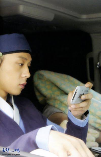 """[FOTOS] Yoochun - """"Retratos de Juventud"""" Libro de Fotos 146"""
