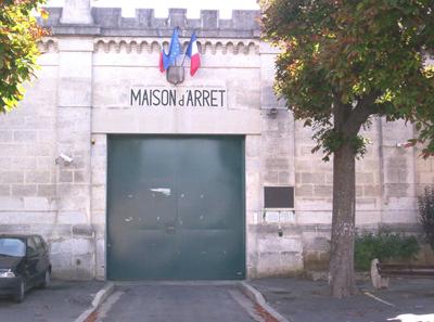 Etablissement Pénitentiaire - Maison d'Arrêt / Angoulême. Angoul10