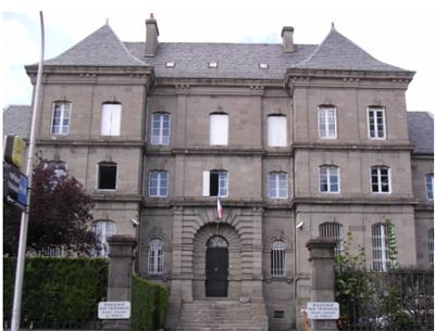 Etablissement Pénitentaire - Maison d'Arrêt / Aurillac Aurill10