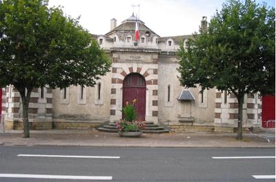 Etablissement Pénitentiaire - Maison d'Arrêt / Auxerre. Auxerr10