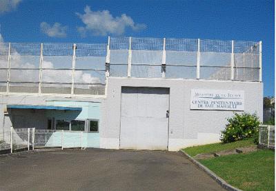 Etablissement Pénitentiaire - Centre Pénitentiaire - Baie - Mahault / Guadeloupe. Baiema10