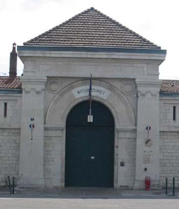 Etablissement Pénitentiaire - Maison d'Arrêt / Besançon. Besanc10