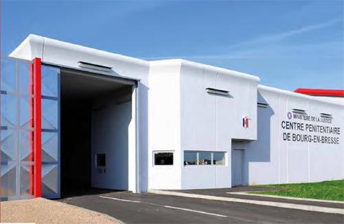 Etablissement Pénitentiaire - Centre Pénitentiaire / Bourg- en- Bresse Bourgb10