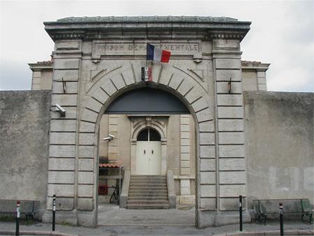 Etablissement Pénitentiaire - Maison d'Arrêt / Carcassonne. Carcas10