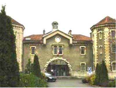 Etablissement Pénitentiaire - Maison d'Arrêt / Dijon. Dijon10