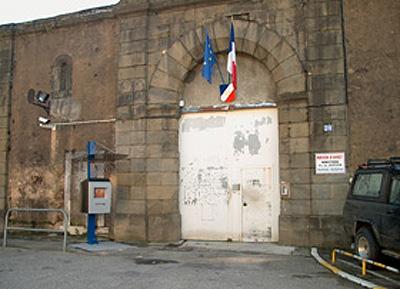 Etablissement Pénitentiaire - Maison d'Arrêt / Foix. Foix10