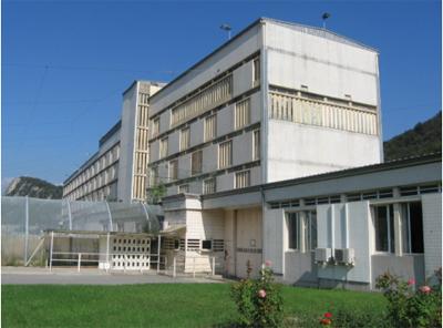 Etablissement Pénitentiaire - Maison dArrêt / Grenoble-Varces Grenob10