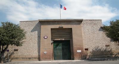 Etablissement Pénitentiaire - Centre pénitentiaire / Marseille. Marsei10