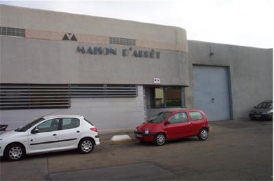 Etablissement Pénitentiaire - Maison d'Arrêt / Nîmes. Nimes10
