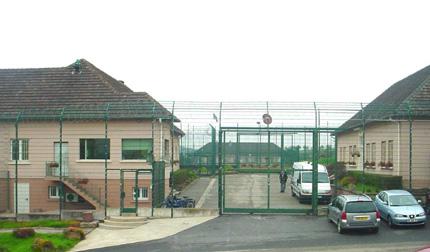 Etablissement Pénitentiaire - Centre de Détention / Oermingen. Oermin10