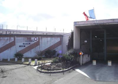 Etablissement Pénitentiaire - Maison d'Arrêt / Osny - Pontoise. Osny10