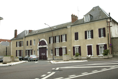 Etablissement Pénitentiaire - Maison Centrale / Poissy. Poissy10