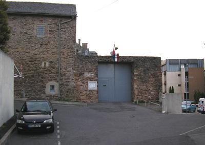 Etablissement Pénitentiaire - Maison d'Arrêt / Rodez-Druelle. Rodez10