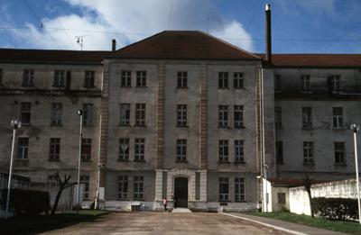 Etablissement Pénitentiaire - Centre de Détention / Toul. Toul10