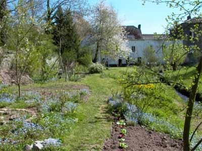 Scènes du jardin Maison10