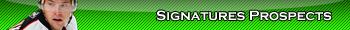 Signatures de joueurs Pro-Club École-Prospects-Agents Libres