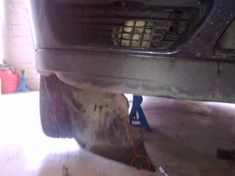 TUTO remplacement courroie alternateur et DA golf 3 gtd moteur AAZ sans tendeur de courroie 1_gard14