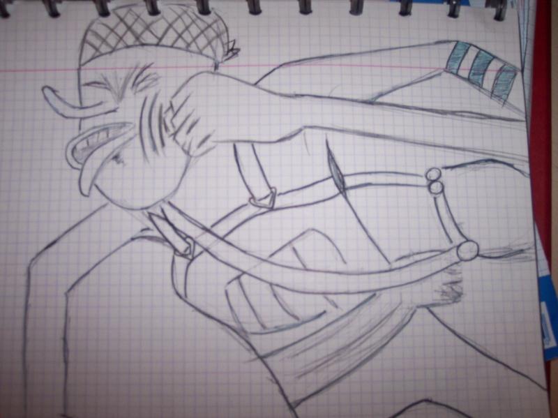 Battle dessin One Piece ( les dessins ) 008-1c11