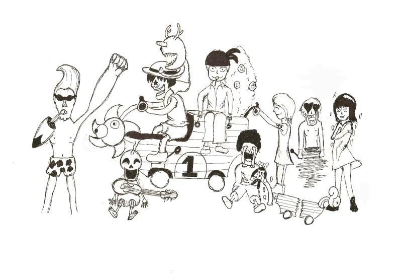 Battle dessin One Piece ( les dessins ) Mugi_e11