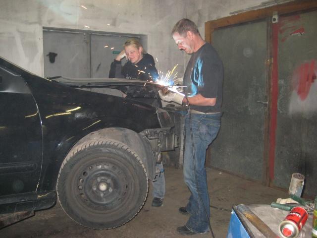 Neuaufbau BlackMamba No. II - mein Aufbautagebuch - Lack-Aufbereitung 2013 ;o) - Seite 2 Img_5910