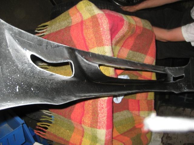 Neuaufbau BlackMamba No. II - mein Aufbautagebuch - Lack-Aufbereitung 2013 ;o) - Seite 4 Img_6520