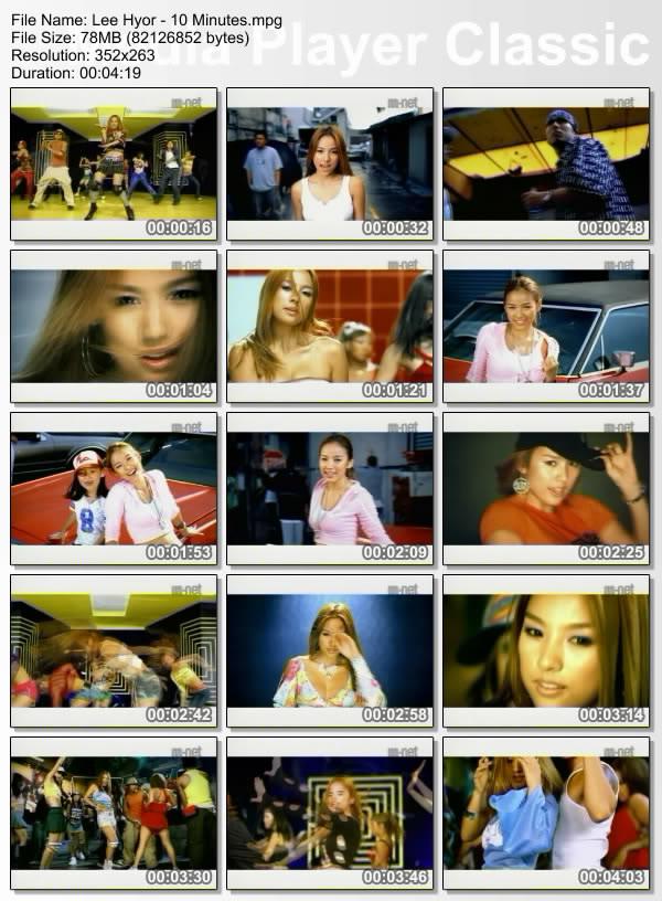 [030000] Hyori - 10 Minutes MV [196M/ts] - Page 2 Tenmin10