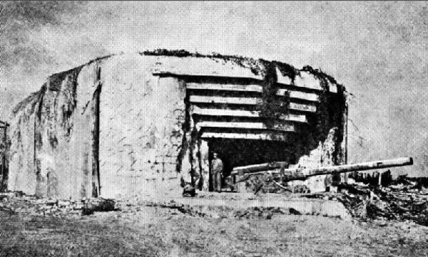 pour le GB bunker Dday410