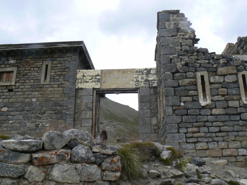 bunker dans la région alpes de haute provence P1030865