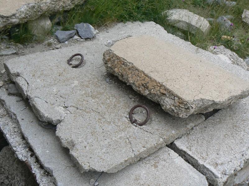 bunker dans la région alpes de haute provence P1030871