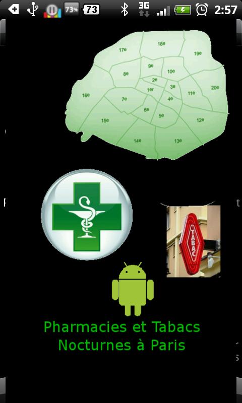 [SOFT] PHARMACIES ET TABACS NOCTURNES :Carte de pharmacie et tabac [Payant]  Pharma10