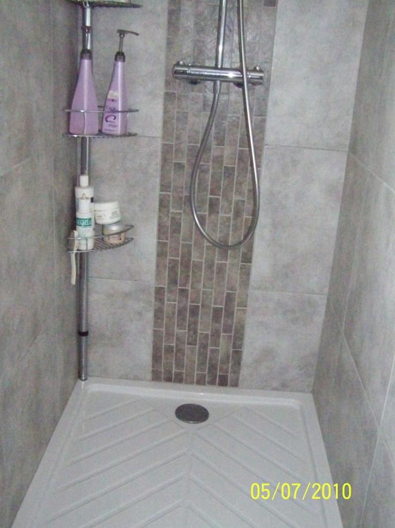 petite salle d\'eau attenante à une chambre rez de chaussée