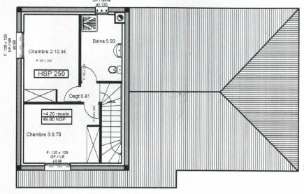 cuisine moderne bordeau et meuble palissandre SOS!!! Etage_10