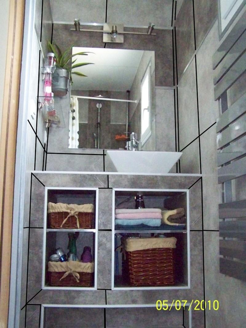 petite salle d'eau attenante à une chambre rez de chaussée Joint_10