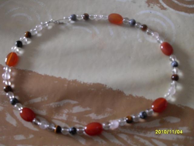 mes créations bijoux lithothérapie Sdc15513