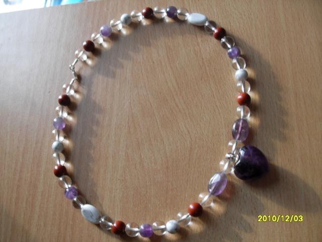 mes créations bijoux lithothérapie Sdc15632