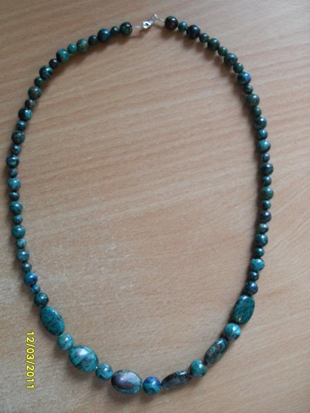 mes créations bijoux lithothérapie Sdc16229