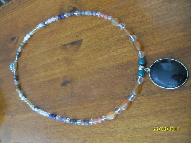 mes créations bijoux lithothérapie Sdc16230