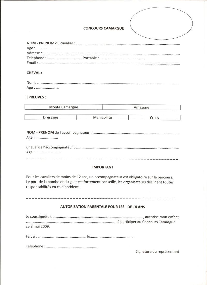 concours monte camargue et attelage le  mai rognonas Inscip13
