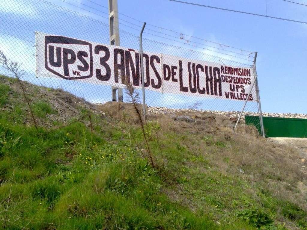 DESPIDOS UPS VALLECAS 09032010