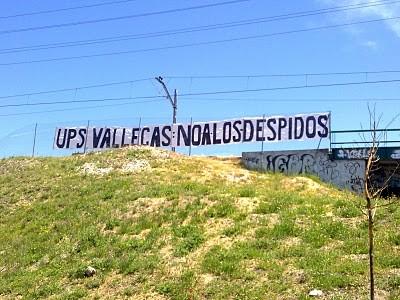 Fotos y vídeos de pancartas 18052010