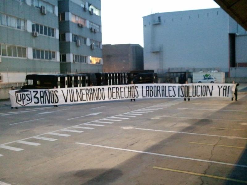 DESPIDOS UPS VALLECAS Foto0012