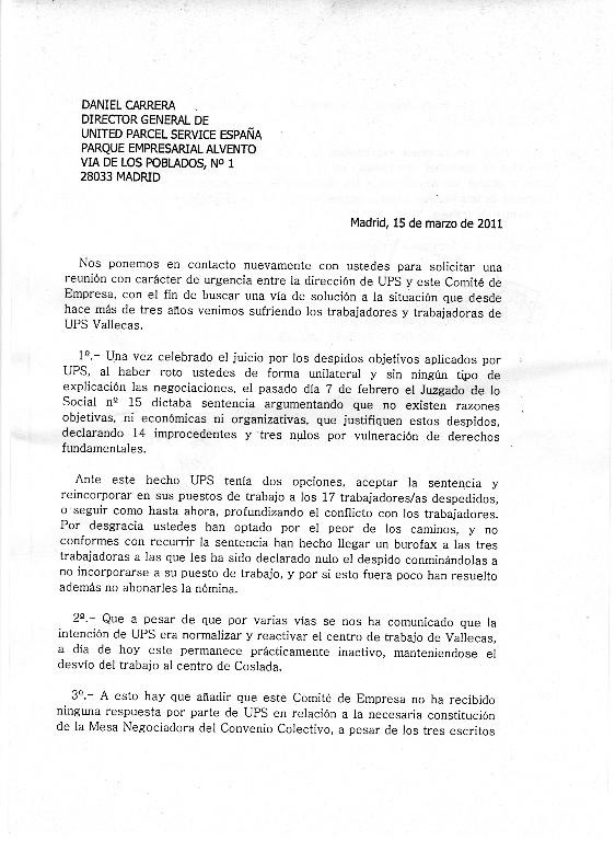 DESPIDOS UPS VALLECAS Img06711