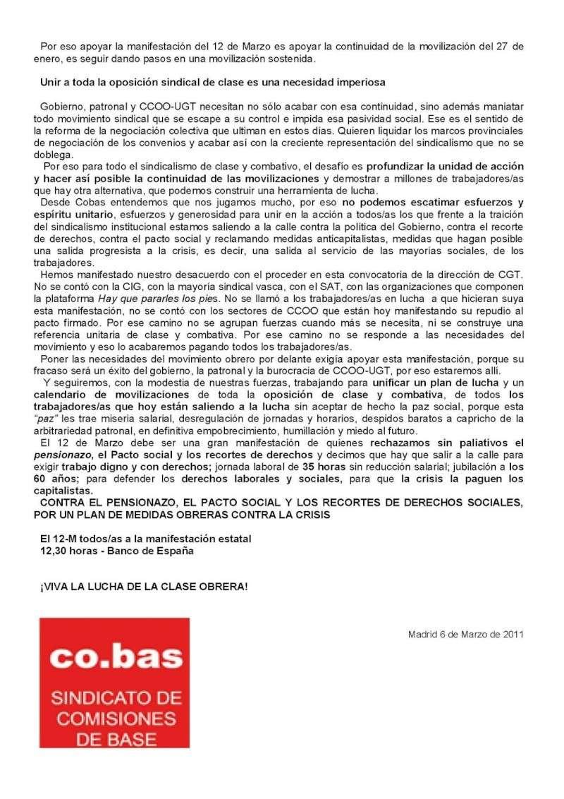 DESPIDOS UPS VALLECAS Manifi11