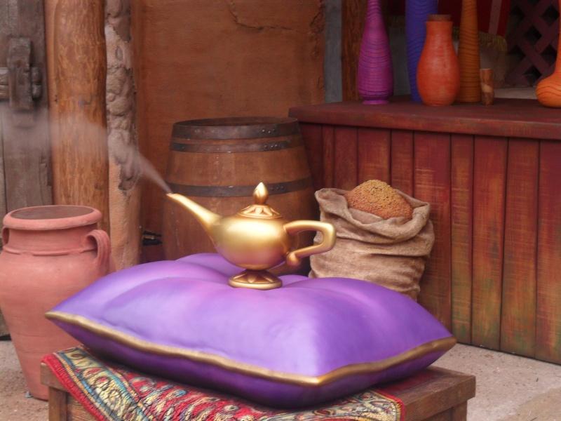 Adventureland sur le Rythme de la Jungle & La Lampe Magique d'Aladdin (2011) - Page 3 Sam_0613