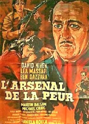 L'Arsenal de la peur. La città prigioniera. 1962. Joseph Anthony. 00685910
